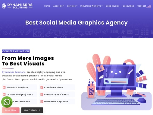 Graphic & Social Media Post Services