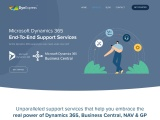 Dynamics 365 and Business Central Support Services