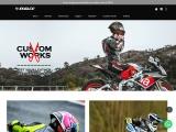 V-Dox  MEN'S Leather Racing Jacket