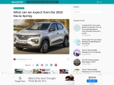 The new Dacia Spring has over 15,000 orders in Europe