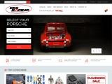 993TT Front Brake Caliper Set | EBS Racing