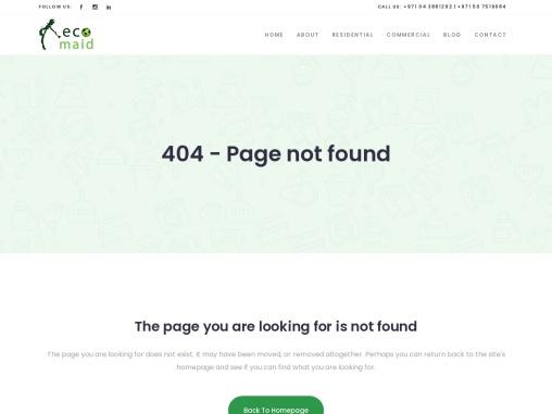 Cleaning company Dubai Maids Dubai
