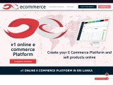 e commerce website design Sri lanka
