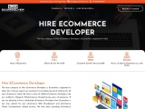 Hire eCommerce Website Developers In India, USA | Ecomsolver