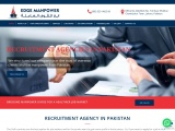 Recruitment Agencies In Pakistan
