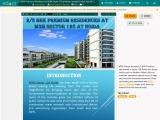 Premium 2/3BHK Residence at Noida | M3M Sector 128 Noida
