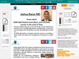 Joshua Baron MD Health Consultant