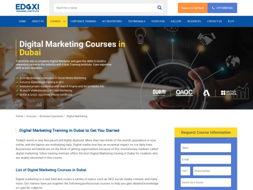 digital marketing course digital marketing course