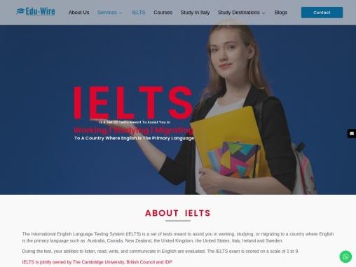 IELTS Training in Bhopal, Madhya Pradesh | Edu-Wire