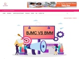Difference between BJMC and BMM
