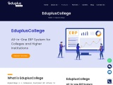 ERP Solution For College | ERP software for colleges | Edupluscampus