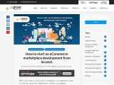 How to start an eCommerce marketplace development from Scratch