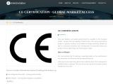 CE CERTIFICATION – eikonsem   CE CERTIFICATION India