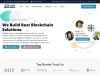 Blockchain,IOT.AI.WEB AND MOBILE DEVELOPMENT