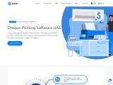 Next Level Cheque Printing Software in Dubai, UAE – Cheque Printing Machine