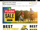 Welcome to Electric Bike Paradise
