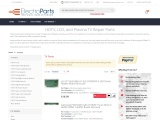 TV Replacement Parts | ElectroParts