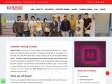 Adobe InDesign Training Course in Dubai | Indesign Course in Dubai | UAE