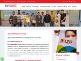 IELTS Preparation course in Dubai | IELTS Center in Dubai | IELTS Classes in Dubai
