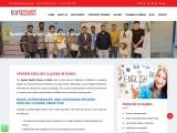 Arabic Speaking Classes in Dubai | Spoken English Classes in Dubai | English Speaking Course Online