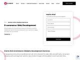 Ecommerce Web Development, Magento Web Development Services – Elinsys