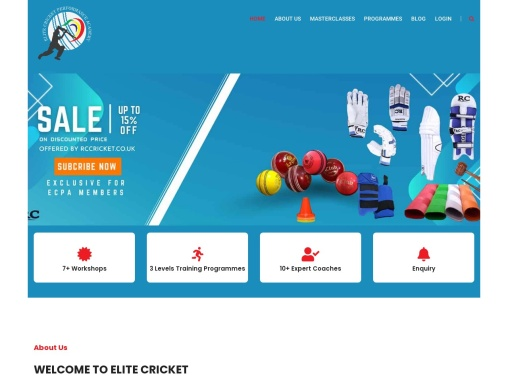 Looking For Cricket Coaching In London