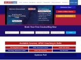 Best IAS Coaching in Delhi, India