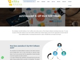 Australian X-Up MLM Software – Elite MLM Software