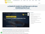 Australian X-up MLM Plan – What MLM Entrepreneurs Should Know
