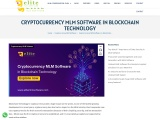 Blockchain Technology in Cryptocurrency – Cryptocurrency MLM Software – Elite MLM Software
