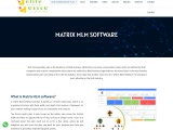Matrix MLM Software – Elite MLM Software