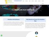 Monoline MLM Software | Straight line MLM – Elite MLM Software