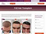 FUE Hair Restoration Cost in Peshawar