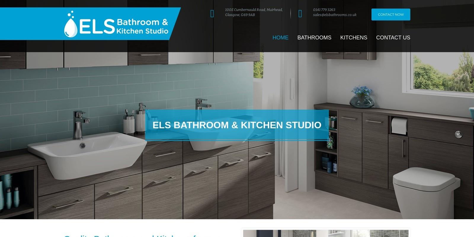 Preview of https://www.elsbathrooms.co.uk