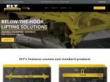 Below-The-Hook Custom Lifting Applications | ELT Lift