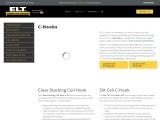 Coil Hooks – ELT Engineered Lifting Technologies