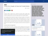 Online Farm Supply: An Easy And Trusted Option