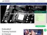 embedded training in anna nagar
