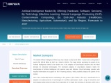 Artificial Intelligence Market 2o27 SWOT Analysis, Competitive Landscape and Significant Growth