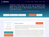 Assessment Services Market  size & share prediction research report and forecast to 2019-2027