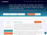 Status of Cancer Tumor Profiling Market Size with CAGR Value, Industry Demand & Future Scope