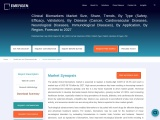 Clinical-Biomarkers Market Growth Analysis, Share, and Forecast by 2027.