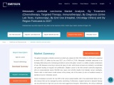 Metastatic urothelial carcinoma Market  Demand and Supply, Key Prospects, Forecast and Analysis R