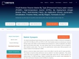 Small Modular Reactor Market Growth, Statistics, Revenue and Industry Analysis Report by 2027