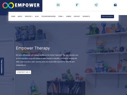 Empower Applied Behavior Analysis (ABA)