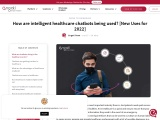 Future of chatbots in healthcare