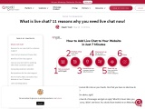 7 ways to increase conversions with live chat