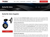 Premium Quality Butterfly Valve at Best Price