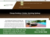 Timber Decking in Sydney   Don't Overpay