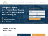Enterprise Capital Investments | Sell Your House